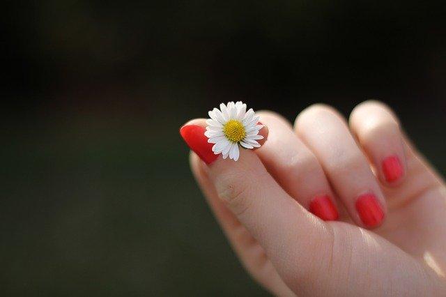 rozdwojone paznokcie
